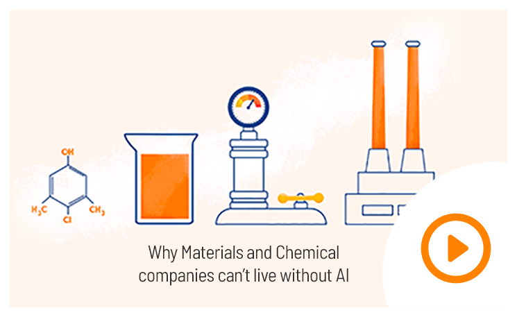 Why Materials and Chemical companies can't live without AI